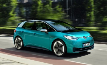 VW enters new era with pure electric ID.3