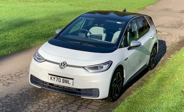 VW's bright ID for electric age
