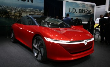 VW powers up electric revolution
