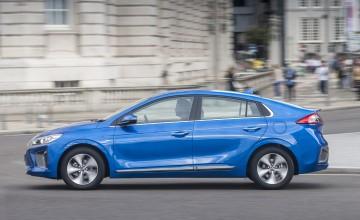 Hyundai Ioniq - First Drive Review
