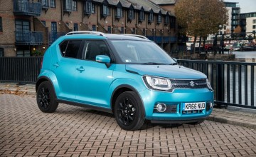 Ignition time for new Suzuki Ignis
