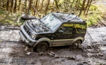 Suzuki gets a grip