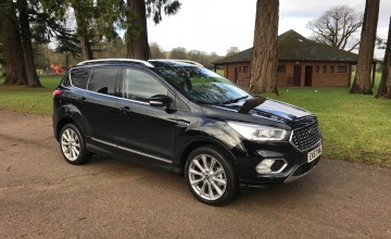 Ford Kuga TDCI Titanium X Powershift AWD