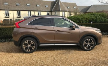 Mitsubishi Eclipse Cross 4 AWD
