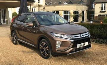 Mitsubishi Eclipse Cross Dynamic Auto