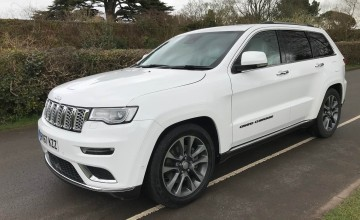 Jeep Grand Cherokee Summit 3.0 MultiJet-II V6