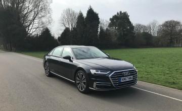 Audi A8L 50 TDI quattro