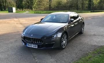 Maserati Ghibli 3.0 V6 GranLusso