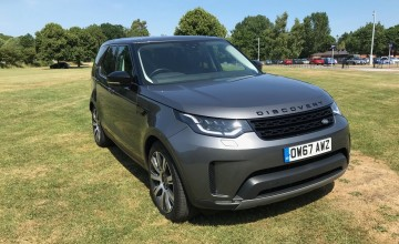 Land Rover Discovery Si4 HSE Luxury