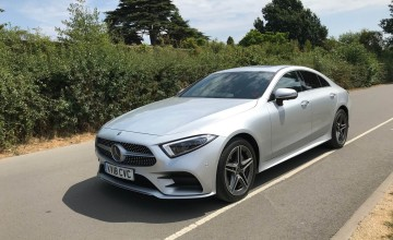 Mercedes-Benz CLS 400 d 4MATIC AMG Line Coupe