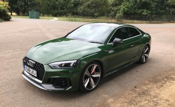 Audi RS 5 Coupe Carbon Edition 2.9 TFSI 450ps quattro