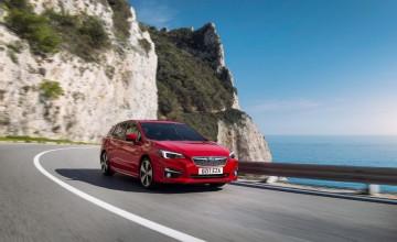 All-new Subaru Impreza ready to roll