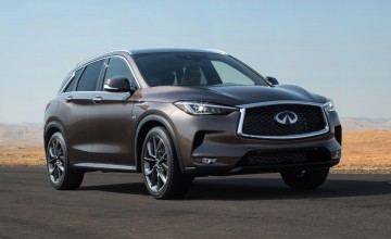 World first for new Infiniti QX50