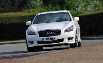 Infiniti challenges old order