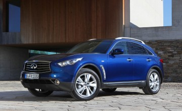Infiniti ramps up the FX factor