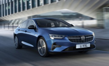 Vauxhall prices new Insignia