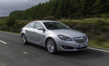 Vauxhall Insignia Sports Tourer 1.6 Turbo D SRi Nav