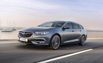 Vauxhall shows Insignia Sports Tourer