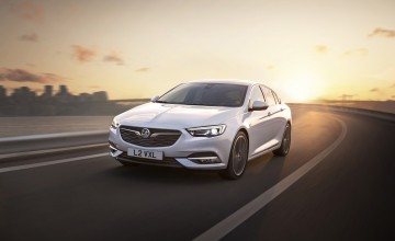 Vauxhall ups game with new Insignia