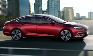 Added stability for new Vauxhall Insignia