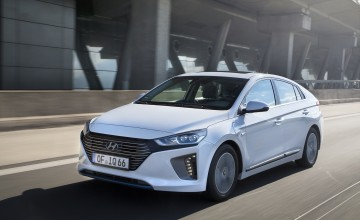 Ioniq ready to charge