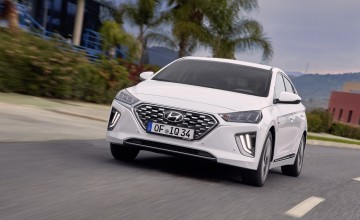 Upgrades for Hyundai Ioniq