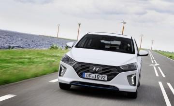 Hyundai Ioniq - power to the people