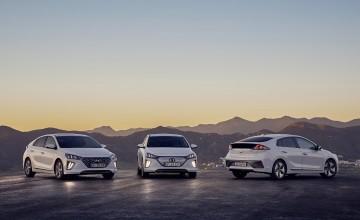 Hyundai charges up Kona and Ioniq