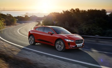 Jaguar targets Tesla with new I-PACE