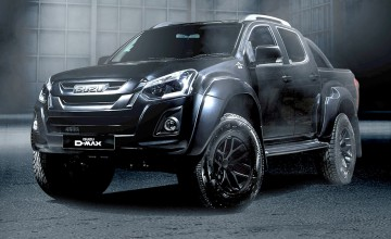 Enter the Isuzu Stealth pick-up