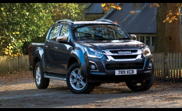 Isuzu reveals prices for new D-Max trucks