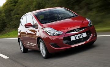 Five-star safety boost for Hyundai