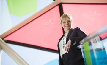 Citroen boss Linda Jackson scoops top award