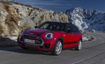 MINI Clubman joins JCW club