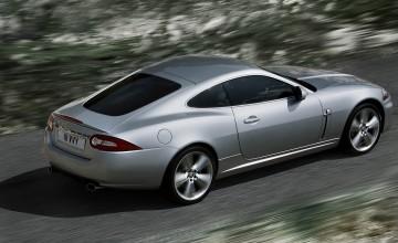 Jaguar XK Coupe Portfolio