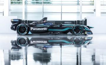 Jaguar back on circuit