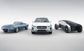 Jaguar and Land Rover go electric