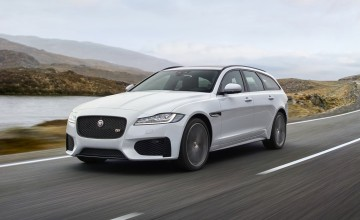 Jaguar serves an ace with new XF Sportbrake