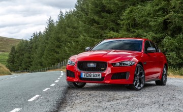 Ingenium power for Jaguar XE Sport