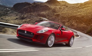 Jaguar F-TYPE S Convertible AWD