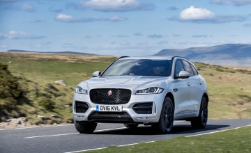 Jaguar F-PACE Sport 3.0 V6 300ps AWD