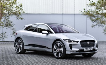 More clever kit for electric I-Pace