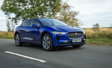 Jaguar I-PACE is Euro Car of the Year