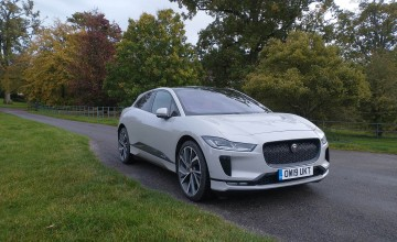 Jaguar I-PACE 400ps HSE