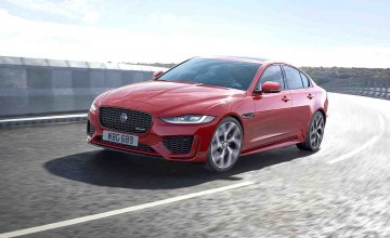 Jaguar goes full monty with new XE