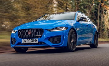 French connection for special Jag