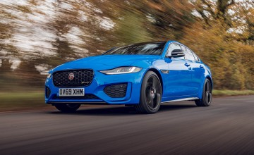 UK-only Jaguar celebrates French win