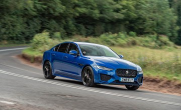 Jag drives towards a new quality feel