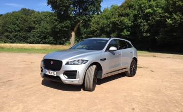 Fantastic 4x4 from Jaguar