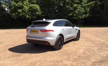 Jaguar F-Pace 3.0d